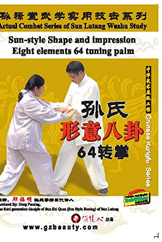 Sun-style Shape and impression Eight elements 64 tuning palm