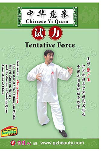 Chinese Yi Quan---Tentative Force