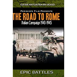 The Road To Rome Featuring John Huston's 