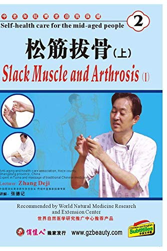 Self-health care for the mid-aged people-Slack Muscle and Arthrosis