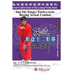 Sun-style Xingyi Twelve-style Boxing Actual Combat