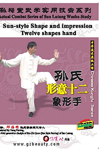 Sun-style Shape and impression Twelve shapes hand