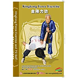 Kingkong Force Exercise and 72 Self-protection Stunts