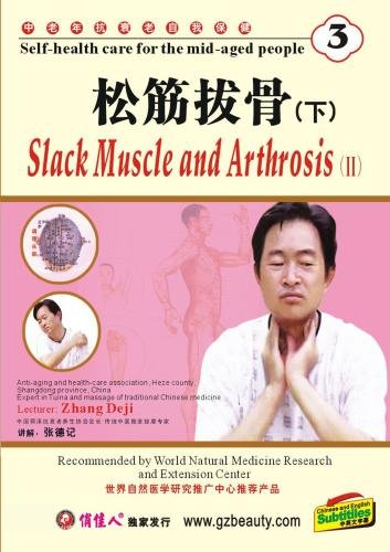 Self-health care for the mid-aged people-Slack Muscle and Arthrosis (II)