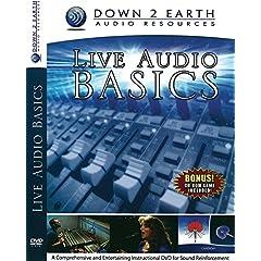 Live Audio Basics (3pc) (W/Cdrom)