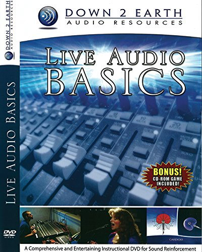 Live Audio Basics (3pc) (W/Cdrom)