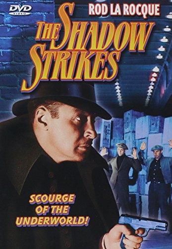 Shadow - The Shadow Collection (International Crime / Invisible Avenger / The Shadow Strikes) (3-DVD)