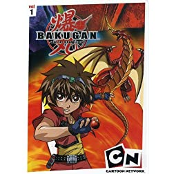 Bakugan, Vol. 1: Battle Brawlers