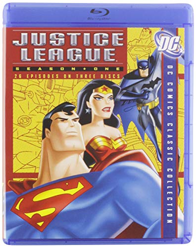 Justice League: Season One [Blu-ray]