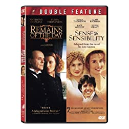 The Remains of the Day / Sense & Sensibility