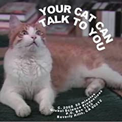 Your Cat CAN Talk To You!