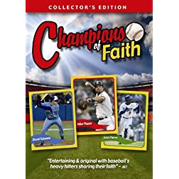 Champions of Faith: Baseball Edition Special Extended Bonus Features Version