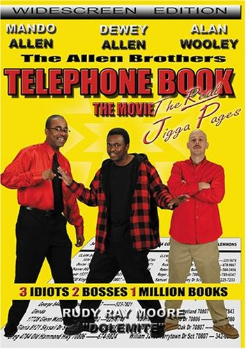 TELEPHONE BOOK THE MOVIE