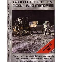 Apollo 16: The Men, Moon, And Memories