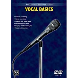The Ultimate Beginner Series- Vocal Basics