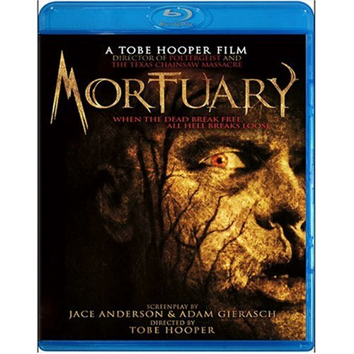 Mortuary [Blu-ray]