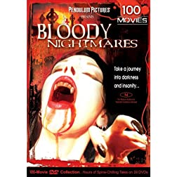 Bloody Nightmares 100 Movie Pack
