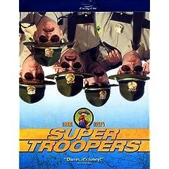Super Troopers [Blu-ray]