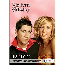 Platform Artistry: Advanced Hair Color Collection