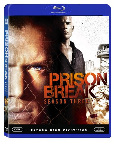 Prison Break - Season Three [Blu-ray]