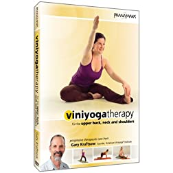 Viniyoga Therapy - Upper Back, Neck and Shoulders - with Gary Kraftsow