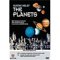 Gustav Holst  - The Planets / BBC Symphony Orchestra