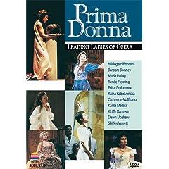 Prima Donna: Leading Ladies of Opera / Behrens, Ewing, Fleming, Upshaw