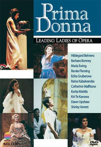 Prima Donna: Leading Ladies of Opera / Behrens, Ewing, Fleming, Upshaw