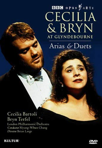Cecilia and Bryn at Glyndebourne - Arias and Duets / Opus Arte, Bryn Terfel, Cecilia Bartoli