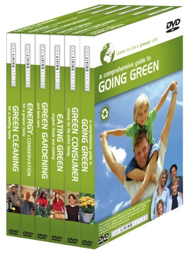 THE LIVING SERIES; The Complete Green DVD Library