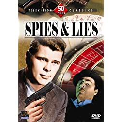 Spies &amp; Lies - 50 Episodes