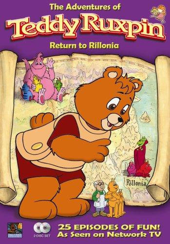 The Adventures of Teddy Ruxpin: Return to Rillonia Episodes 41-65