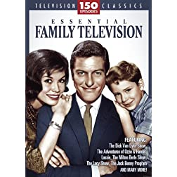 Essential Family Television