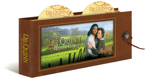 Dr. Quinn, Medicine Woman: The Complete Series Megaset