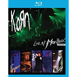 Korn: Live at Montreux [Blu-ray]