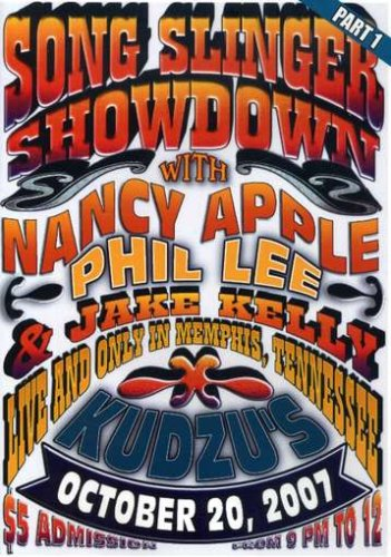 Nancy Apple's Song Slinger Showdown