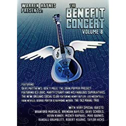Warren Haynes Presents: The Benefit Concert Volume 8