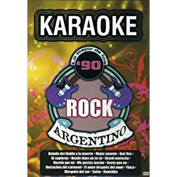 Karaoke Rock Argentino De Los '90