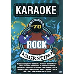Karaoke Rock Argentino De Los '70