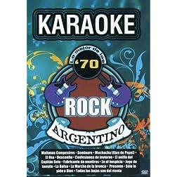 Karaoke Rock Argentino De Los '70