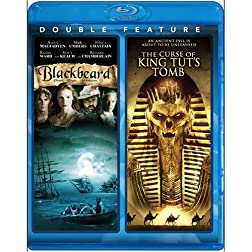 The Curse of King Tut's Tomb/Blackbeard [Blu-ray]