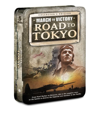 March to Victory: Road to Tokyo: Collector's Edition (5-pk)(Tin)