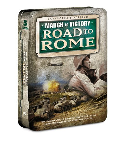 March to Victory: Road to Rome (5-pk)