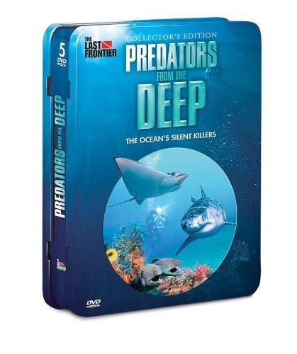 Predators from the Deep: The Ocean's Silent Killers
