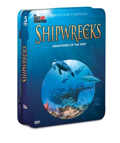 Shipwrecks: Graveyards of the Deep (5-pk)(Tin)