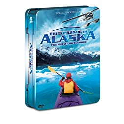 Discover Alaska: The Great Outdoors (5-pk)(Tin)