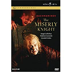 Rachmaninov - The Miserly Knight /  Vladimir Jurowski , Sergei Leiferkus, London Philharmonic Orchestra , Opus Arte