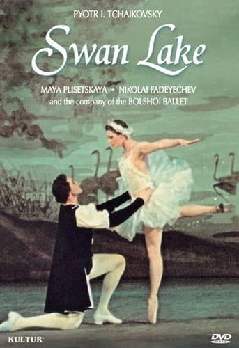 Tchaikovsky - Swan Lake / Maya Plisetskaya, Bolshoi Theatre