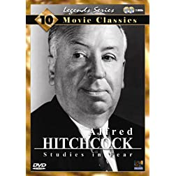 Alfred Hitchcock: Studies in Fear