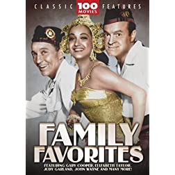 Family Favorites 100 Movie Pack